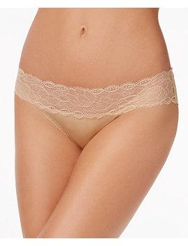 Seductive Comfort Lace Bikini Qf1200 by Calvin Klein