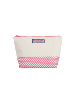 Hearts Cosmetic Case by Vineyard Vines