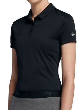 Nike Women's Dry Short Sleeve Golf Polo by Nike