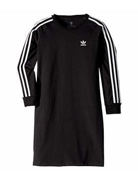 3 Stripes Dress (Little Kids/Big Kids) by Adidas Originals Kids