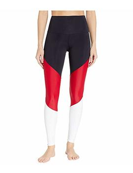 High Rise Track Leggings by Onzie