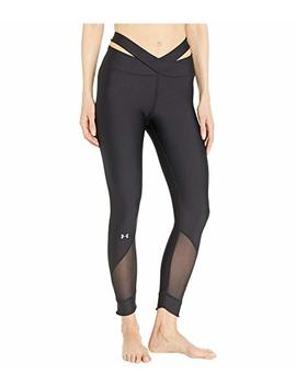 Ua Heat Gear Fashion Ankle Crop by Under Armour