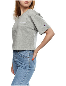 Women's Cropped Tee by Champion