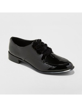 Women's Elishia Faux Leather Patent Loafers   A New Day™ by A New Day