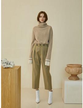 Wholegarment Knit [Stone] by Maison Marais