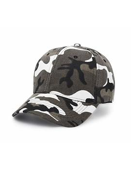 Ultra Key Baseball Cap, Army Military Camo Cap Baseball Casquette Camouflage Hats For Hunting Fishing Outdoor Activities by Ultra Key