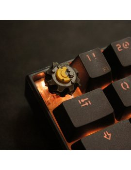 Junkrat Overwatch Riptire Cherry Mx Keycap Mechanical Keyboard 3 D Printed by Etsy
