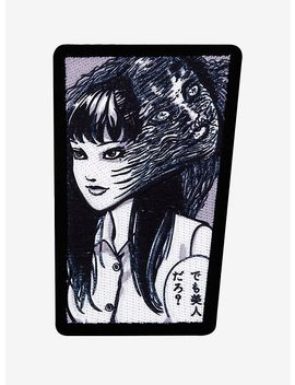Junji Ito Tomie Patch Hot Topic Exclusive by Hot Topic