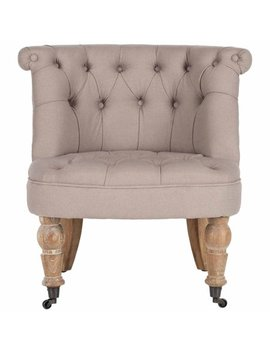 Safavieh Carlin Tufted Chair by Safavieh