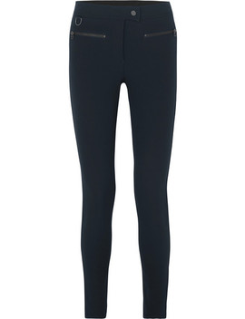 Jes Paneled Stretch Cady Skinny Ski Pants by Erin Snow