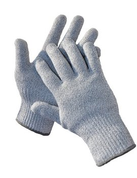 G & F 57100 M Cut Shield Classic Level 5 Cut Resistant Gloves For Kitchen,Food Grade Cut Resistant Gloves, Medium. by G & F Products