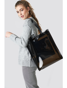Transparent Tote Bag by Na Kd Accessories