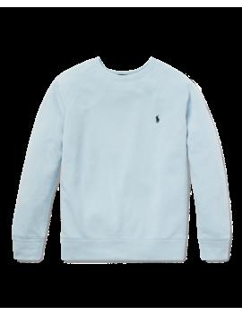 Spa Terry Sweatshirt by Ralph Lauren