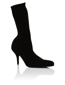 Knit Bootie 80 Mm by Balenciaga