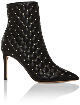 Spike Bootie by Valentino