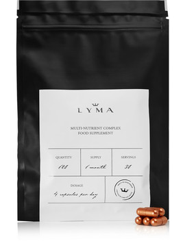 Monthly Refill (120 Capsules) by Lyma