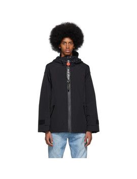 Black Roberts Jacket by Burberry