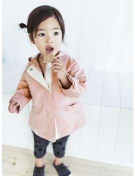 Parka With Bows  Coatsbaby Girl by Zara