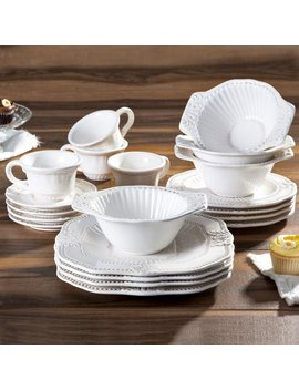 Lark Manor Stanberry 20 Piece Full Set, Service For 4 & Reviews by Lark Manor