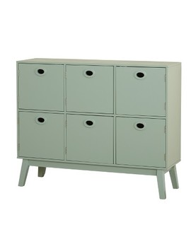 Liana Six Storage Cabinet   Buy Lateral by Buylateral