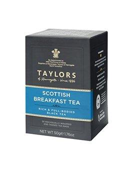 Taylors Of Harrogate Scottish Breakfast, 20 Teabags by Taylors Of Harrogate