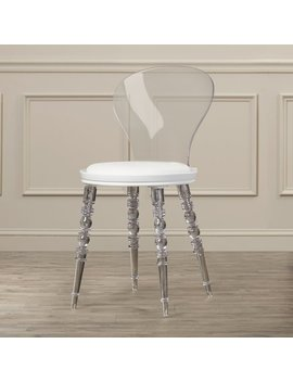 Willa Arlo Interiors Therese Solid Back Side Chair & Reviews by Willa Arlo Interiors