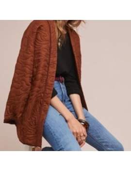 Iso (Seeking) Anthropologie Quilted Kimono Jacket Preowned/Used by Poshmark