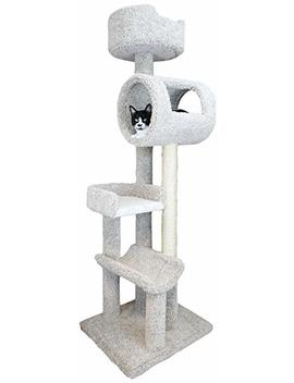 New Cat Condos 190171 Neutral Activity Tree, Large, Neutral by New Cat Condos