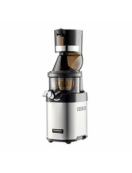 Kuvings Cs600 Whole Slow Juicer With Bpa Free Components, 24 Hour Operation, Easy To Clean, Heavy Duty, Commercial Grade, Stainless Steel by Kuvings