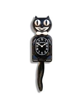Reloj Clásico Kit Kat Negro Gatito Gato Reloj Hecho En Ee. Uu.   Fs Usa by Ebay Seller