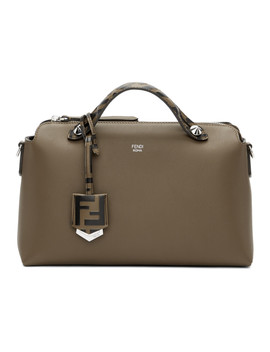 Brown 'by The Way' Bag by Fendi