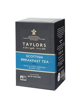 Taylors Of Harrogate Scottish Breakfast, 50 Teabags by Taylors Of Harrogate