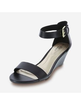 Women's Paige Wedge Sandal by Learn About The Branddexflex Comfort