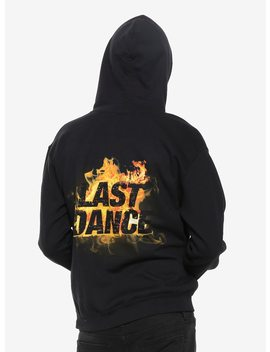Big Bang Last Dance Hoodie by Hot Topic