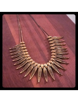 Vanessa Mooney Feather Necklace by Vanessa Mooney