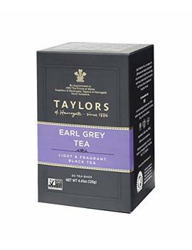 Taylors Of Harrogate Earl Grey, 50 Teabags by Taylors Of Harrogate