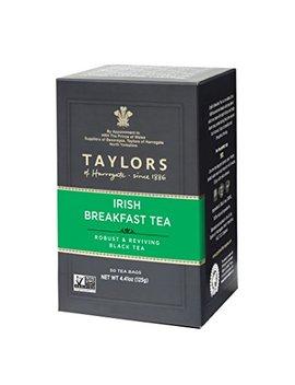 Taylors Of Harrogate Irish Breakfast, 50 Teabags by Taylors Of Harrogate