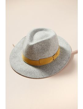 Halle Fedora by Anthropologie