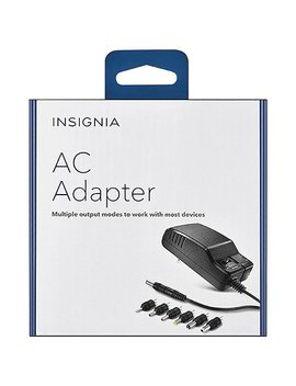 Insignia 7 Tip Ac Adapter Set (Ns Ac501 C) by Insignia