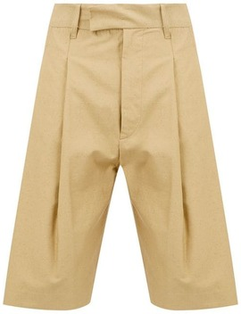 Chino Shorts by Ann Demeulemeester