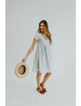 Dublin Pocket Dress by Roolee