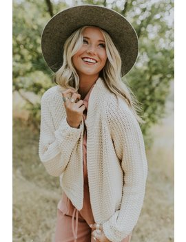 Elliot Knit Cardigan by Roolee