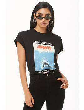 Jaws Graphic Tee by Forever 21
