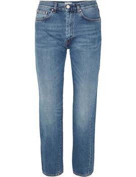 Halbhohe Jeans Mit Geradem Bein by Totême