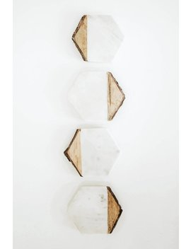 Marble Coaster Set by Roolee