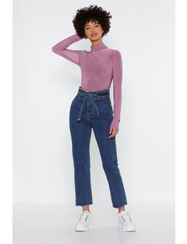 Bag Me Mom Jeans by Nasty Gal