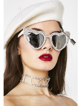 Heart On Subzero Sunnies by Rad And Refined
