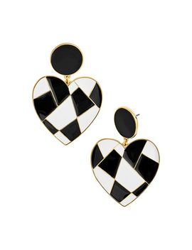 Erissa Heart Drop Earrings by Baublebar