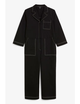 Utility Boiler Suit by Monki