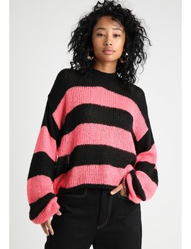 Stripe Loose Jumper   Maglione by The Ragged Priest